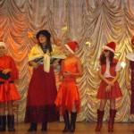 Новорічний мюзикл для старших класів