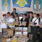 Привітання вихованців з травневими святами працівниками Харківської митниці