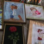 Виставка дитячих робіт до 8 березня 2013